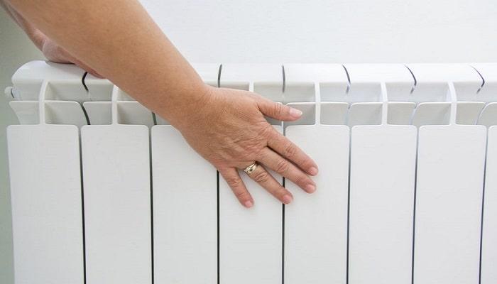گرم نشدن رادیاتور